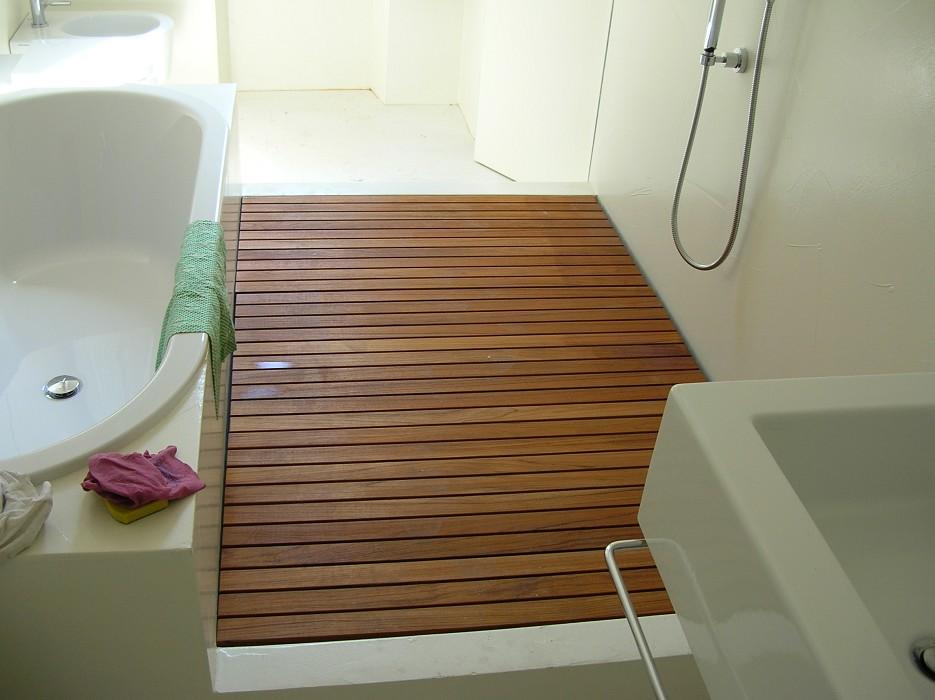 Delta arredamenti bagno sospeso sottolavello soprapiano - Mobili bagno teak ...